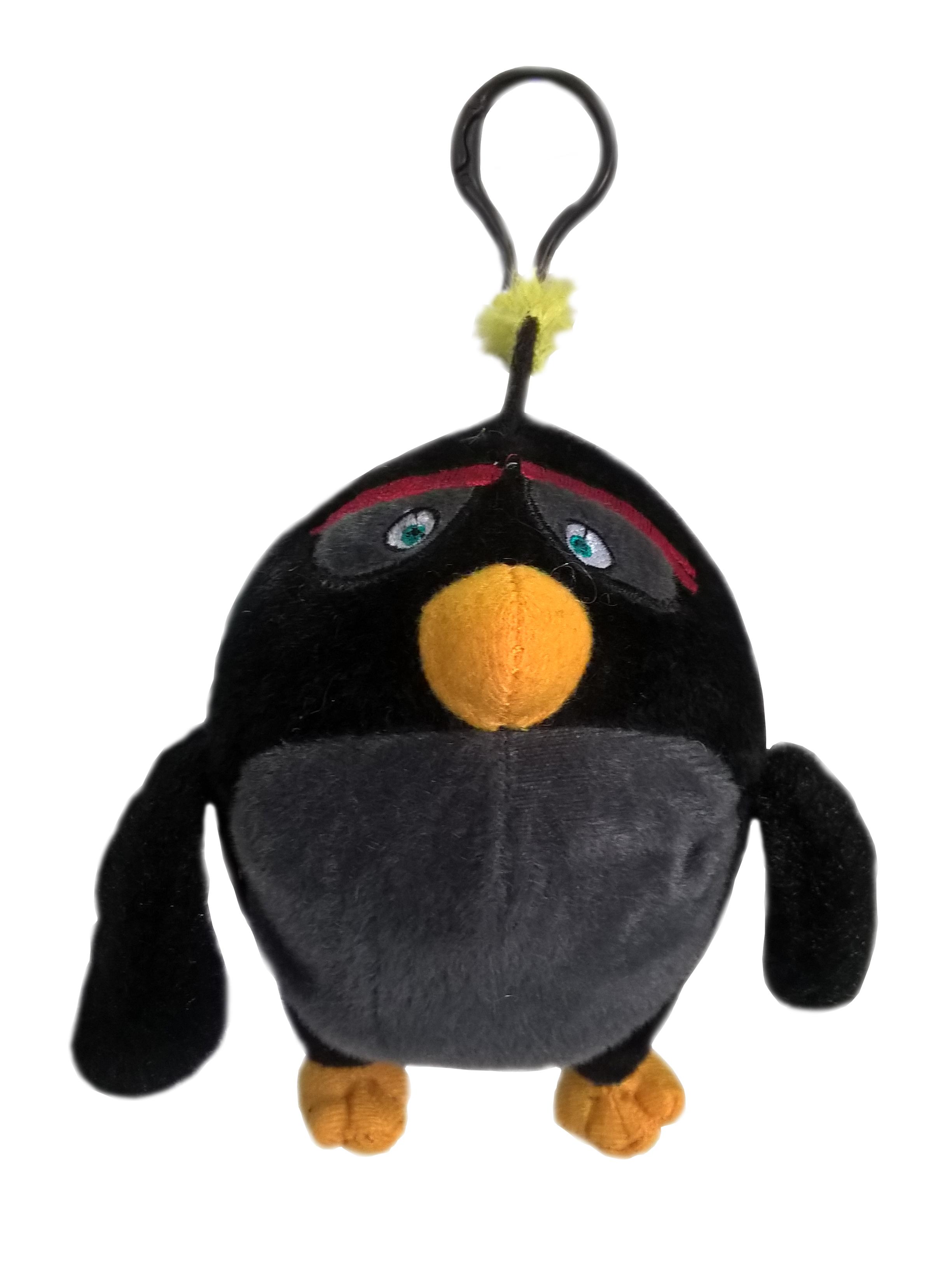 Ply Ov 253 Angry Birds Movie Pr 237 Vesok Bomb čierny 15cm