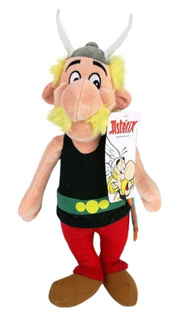 Plyšový Asterix - Asterix a Obelix (33 cm)