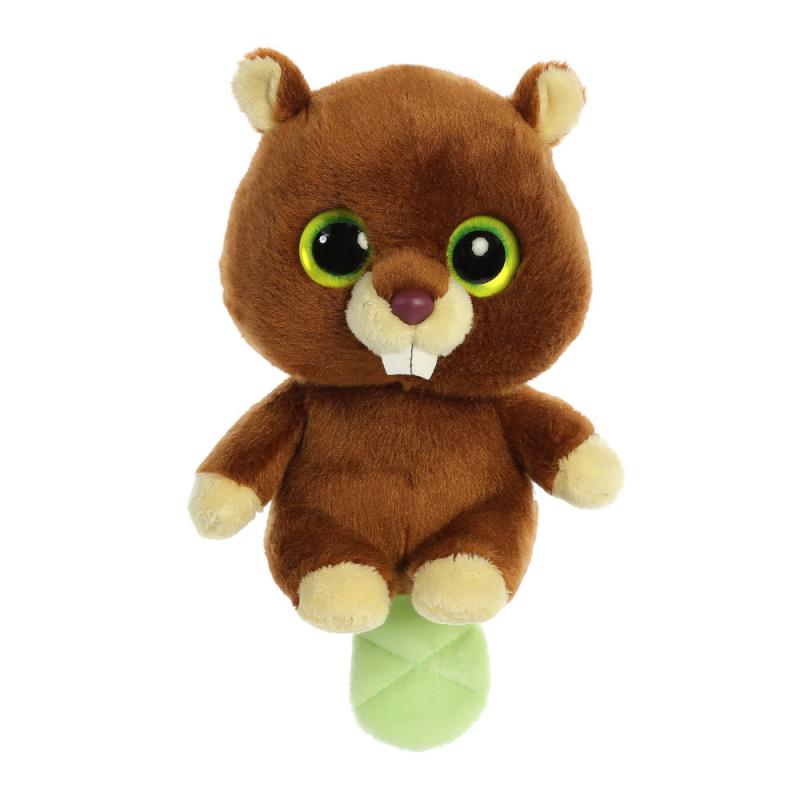 Plyšový bobr Trevor Baby - YooHoo - 20 cm