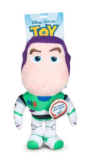 Plyšový Buzz se zvukem - Toy Story 4 (30 cm)