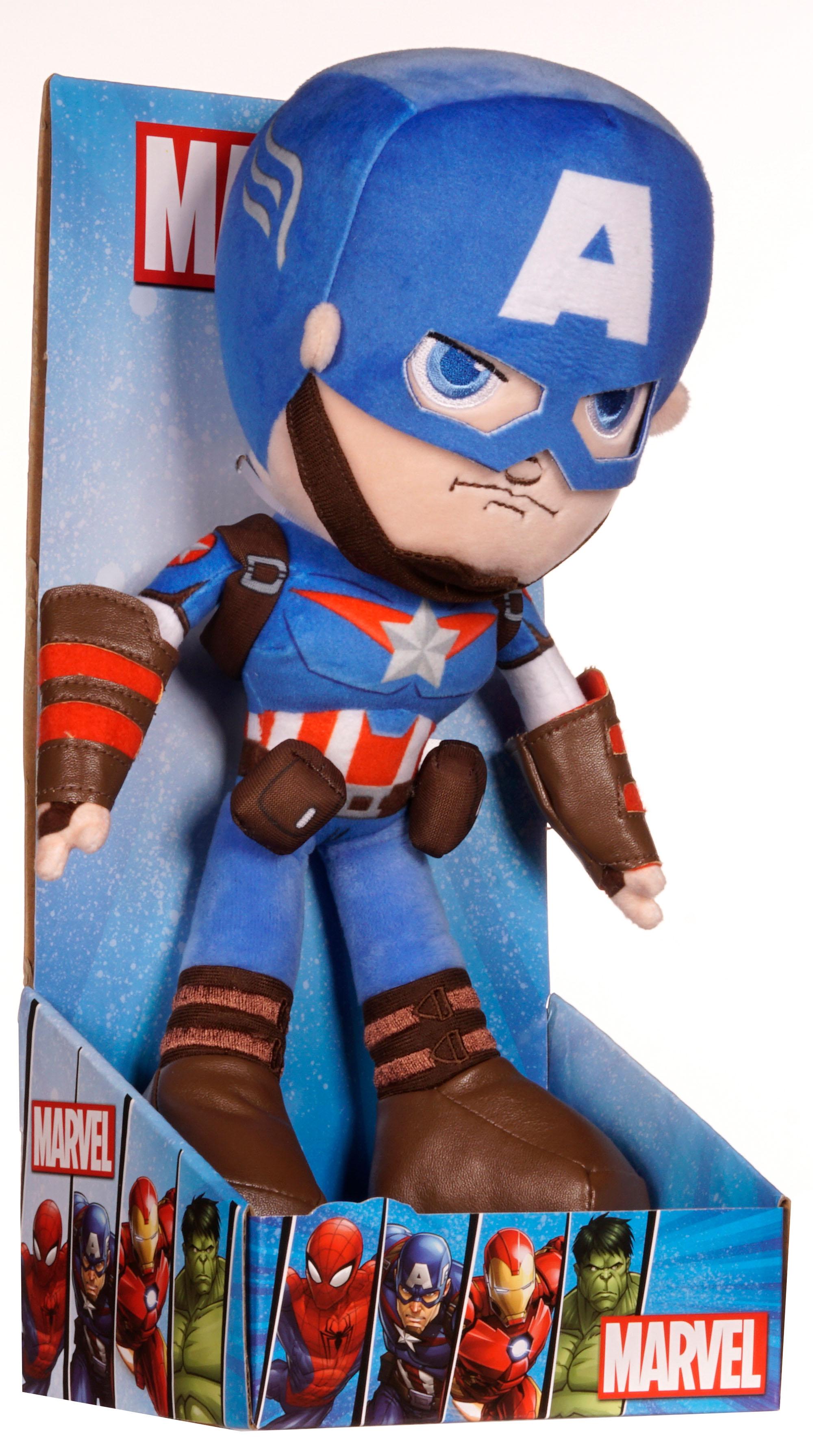 Plyšový Captain America - Marvel (25 cm)