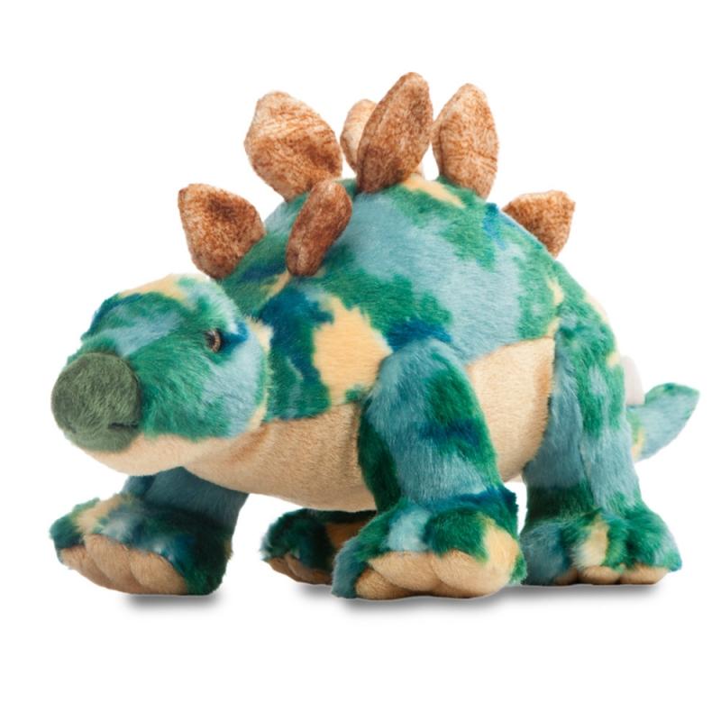 Plyšový dinosaurus Stegosaurus (33 cm)