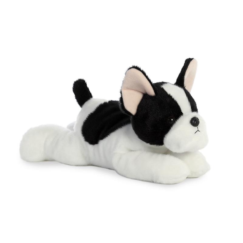 Plyšový francouzský bulldog - Flopsies (30,5 cm)