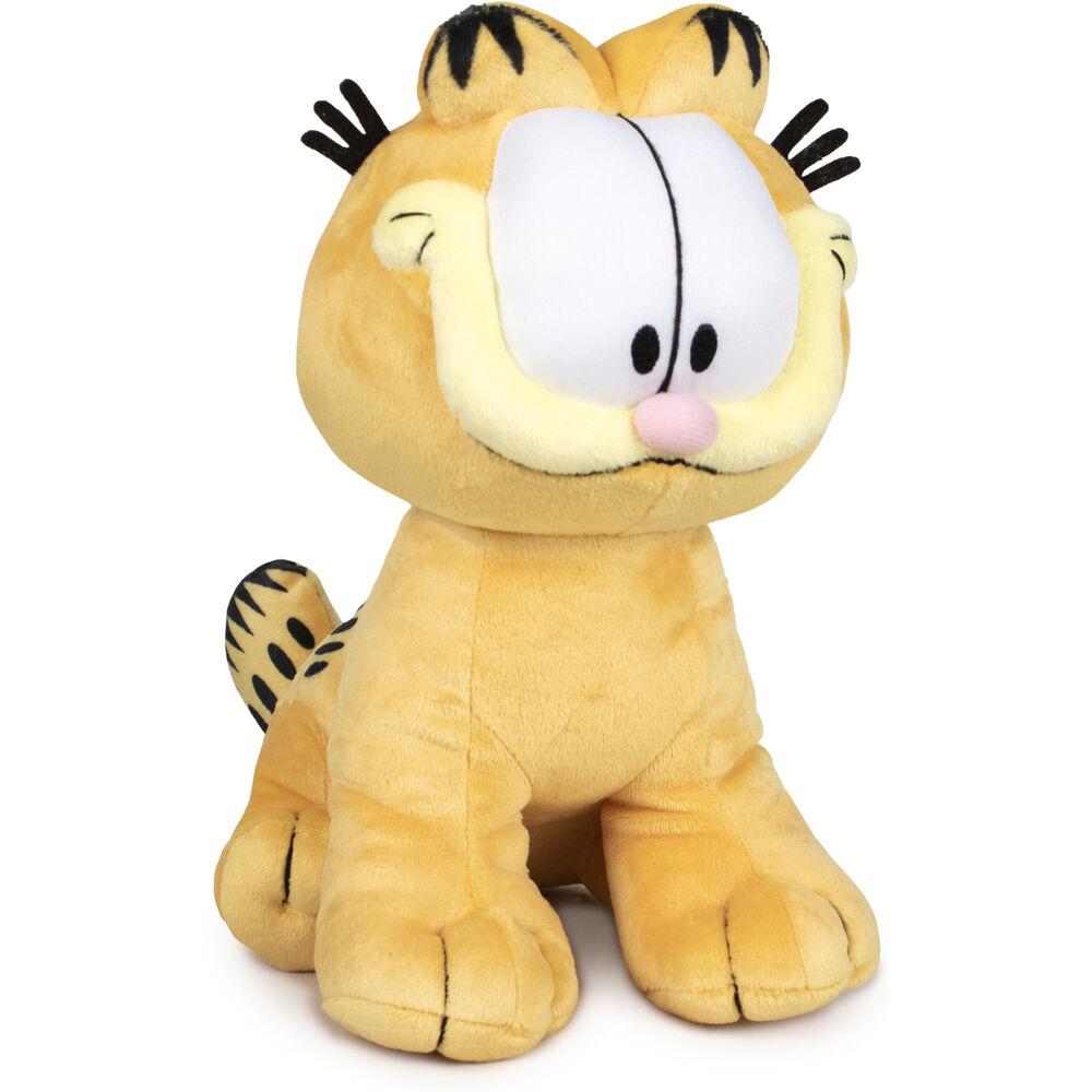 Plyšový Garfield sediaci - 24 cm