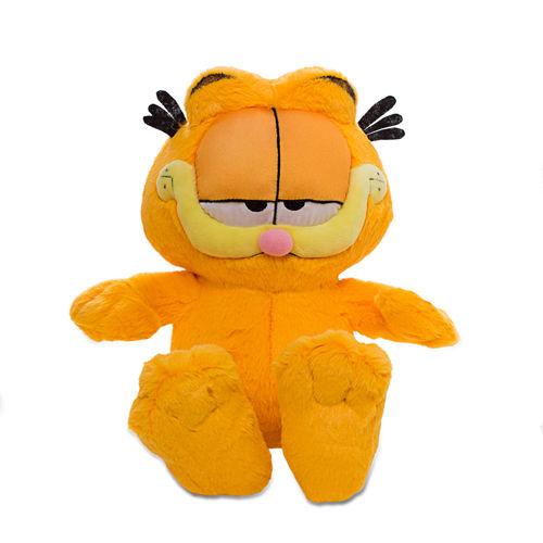 Plyšový Garfield sedící - 36 cm