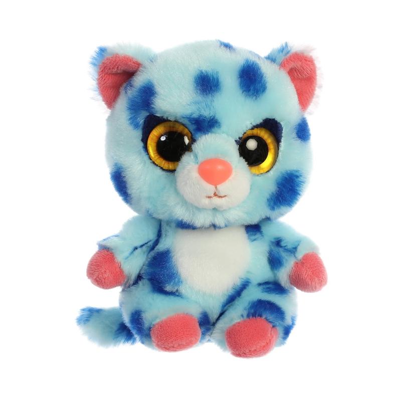 Plyšový gepard Spotee Baby - YooHoo (12,5 cm)