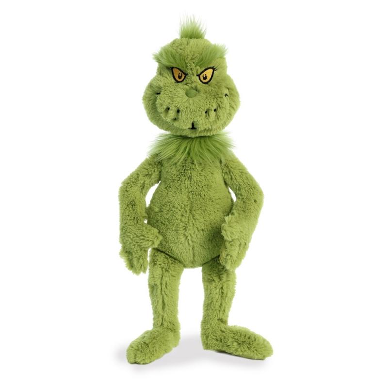 Plyšový Grinch - Dr. Seuss (46 cm)