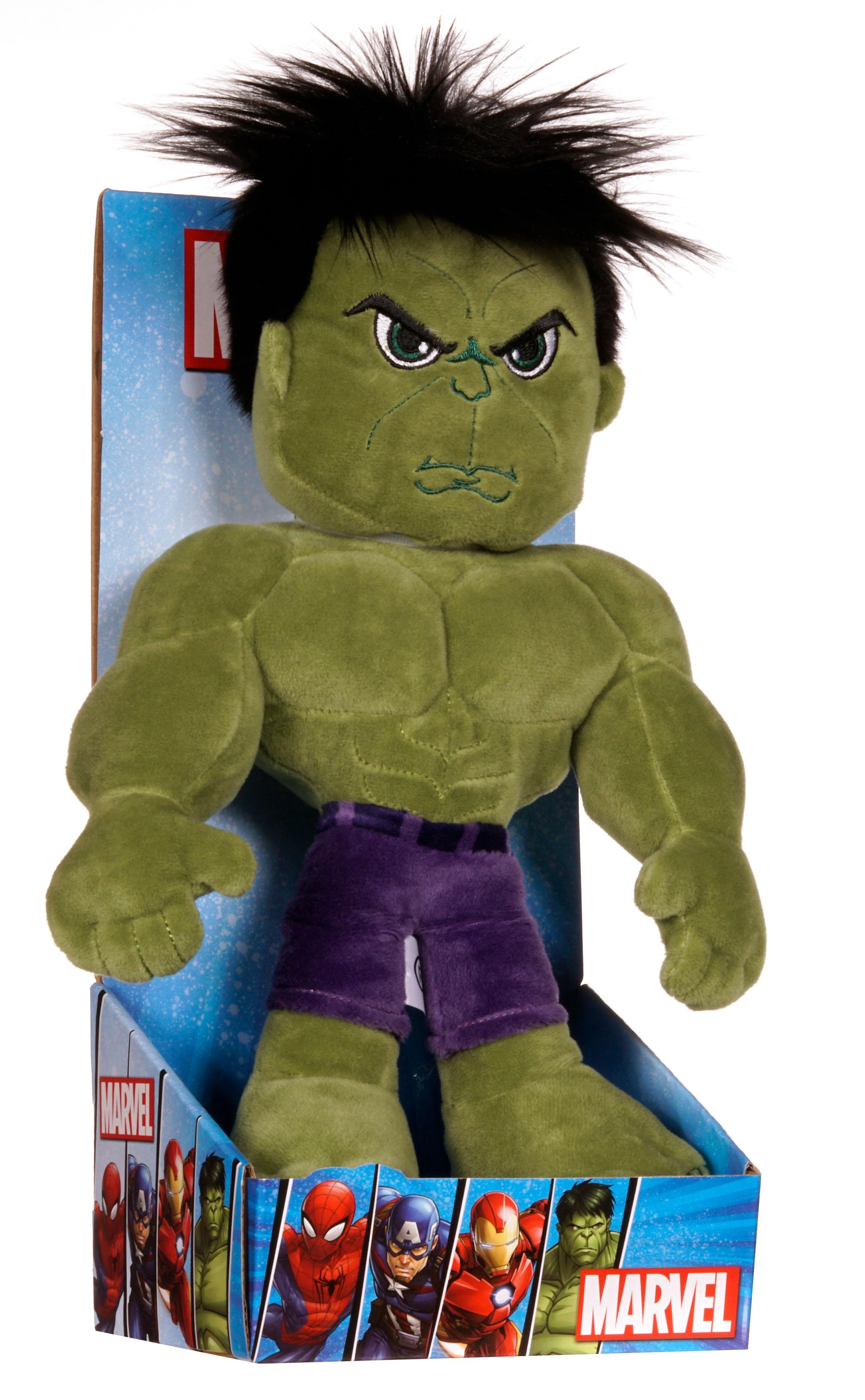 Plyšový Hulk - Marvel (25 cm)