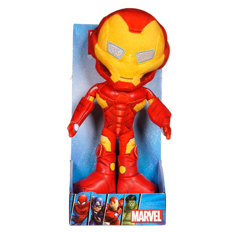 Plyšový Iron Man - Marvel (25 cm)