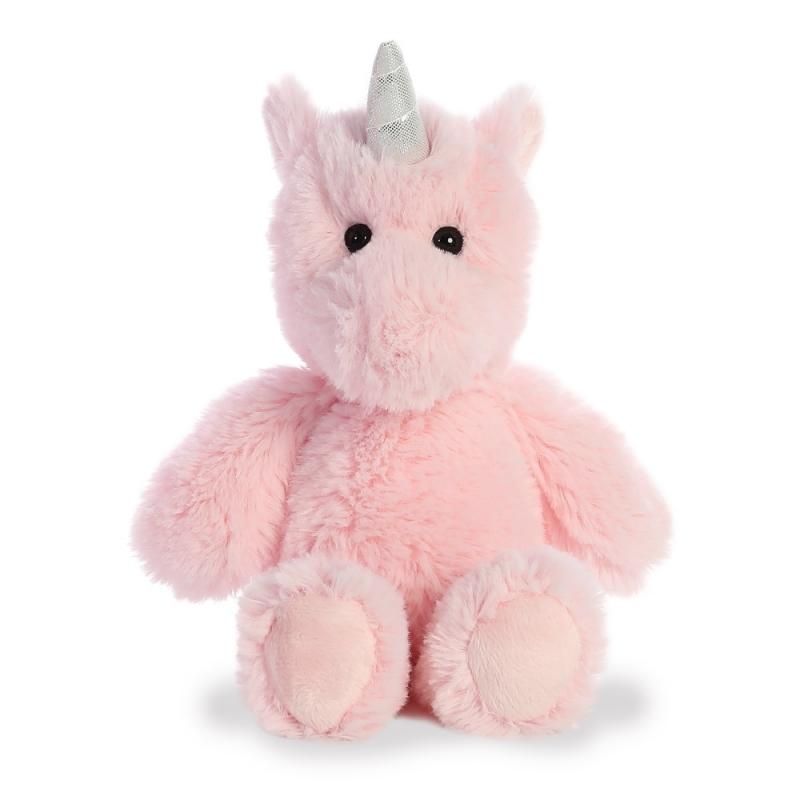 Plyšový jednorožec ružový - Cuddly Friends (20 cm)