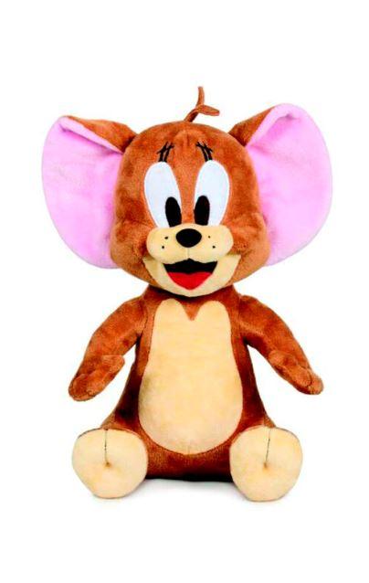 Plyšový JERRY - Tom a Jerry - 28 cm
