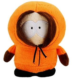 Plyšový Kenny - South Park (55 cm)