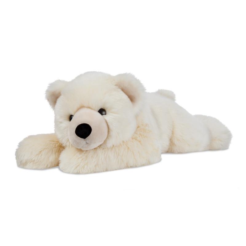 Plyšový ľadový medveď - Flopsies Super (68,5 cm)