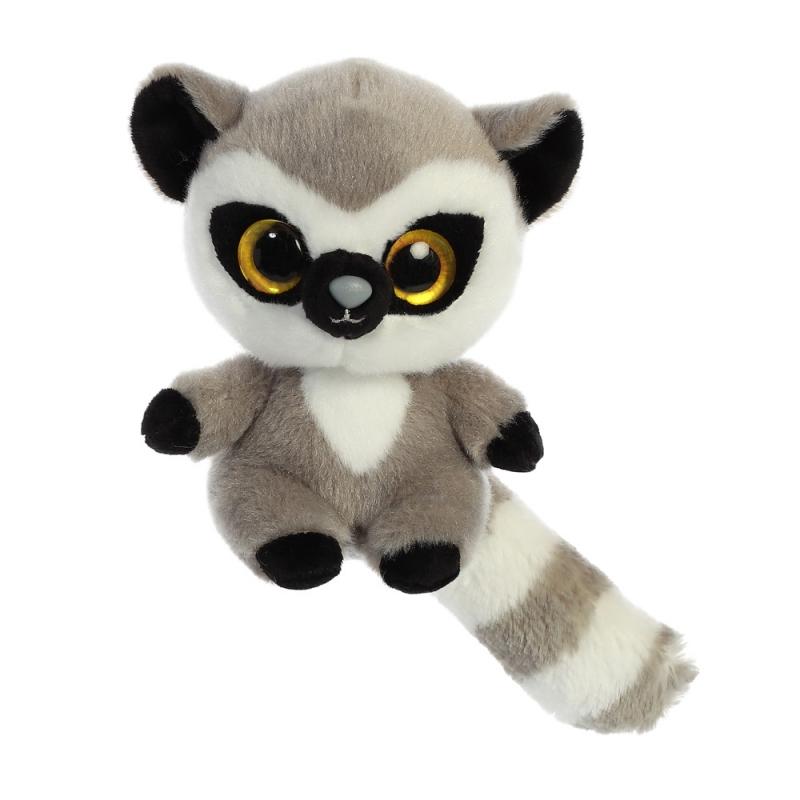 Plyšový lemur Lemmee Baby - YooHoo (12,5 cm)