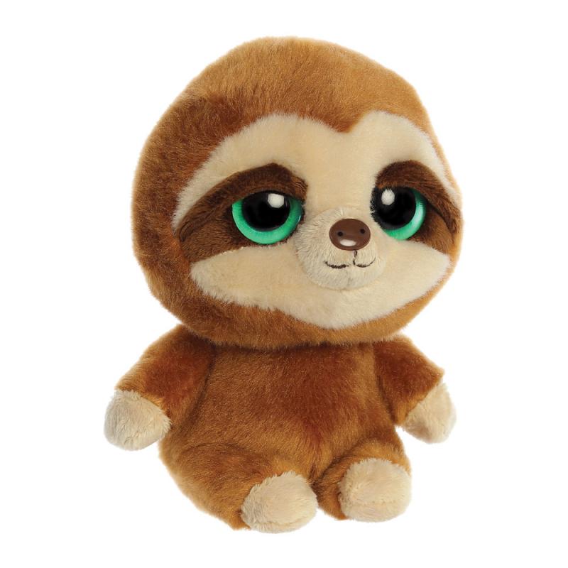 Plyšový leňochod Slo Baby - YooHoo - 20 cm