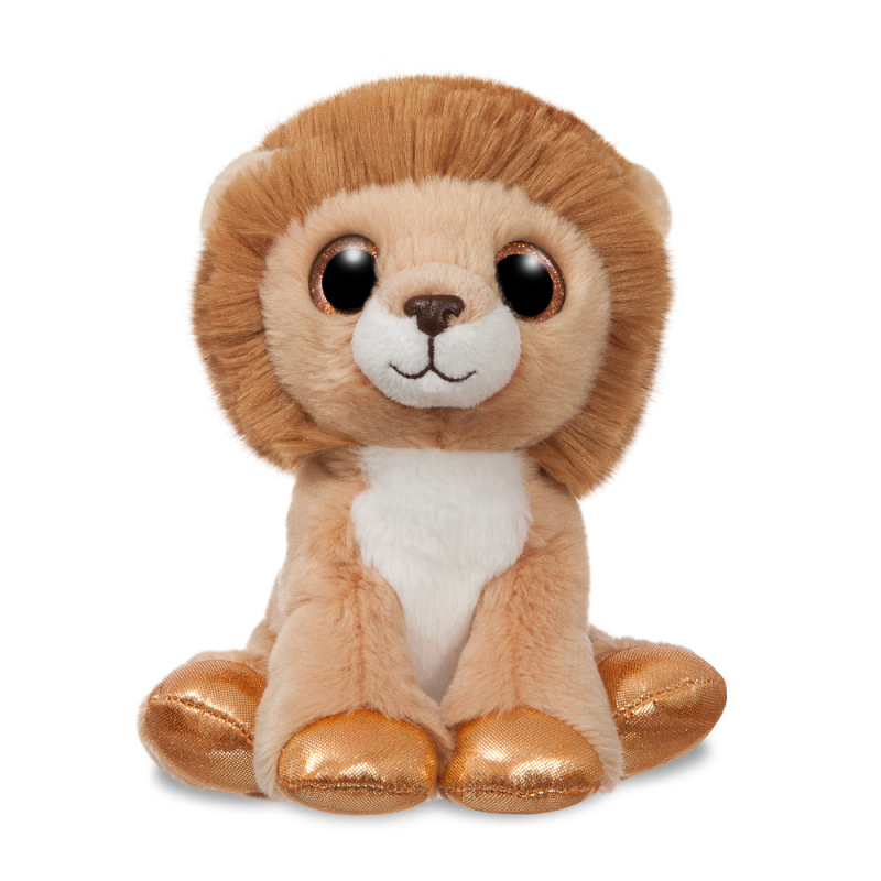 Plyšový lev Louis - Sparkle tales - 18 cm