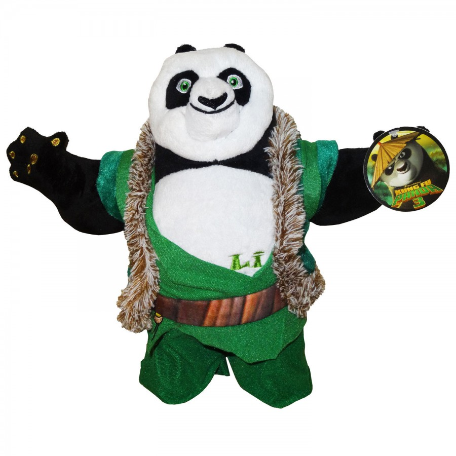 Plyšový Li - Kung Fu Panda 3 (33 cm)