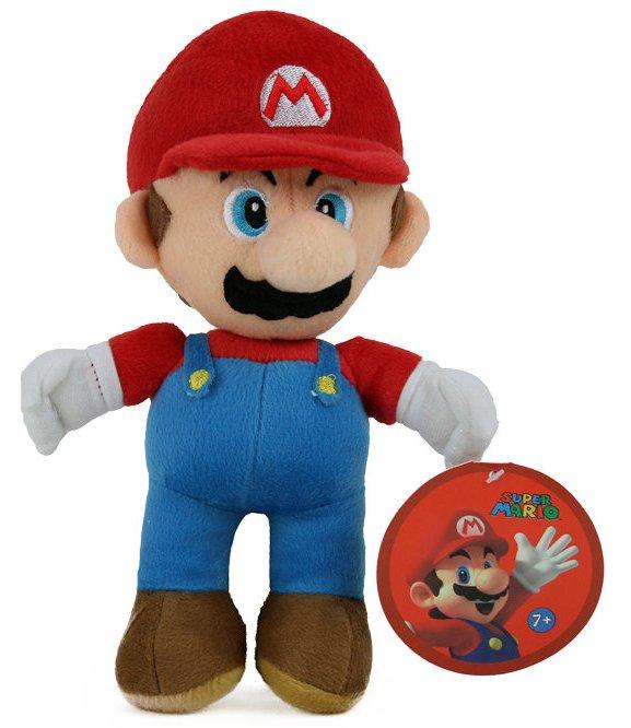 Plyšový Mario - Super Mario (28 cm)