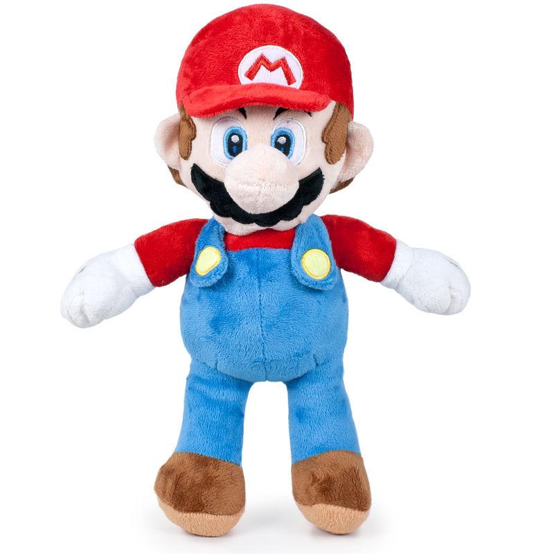 Plyšový Mario - Super Mario (60 cm)