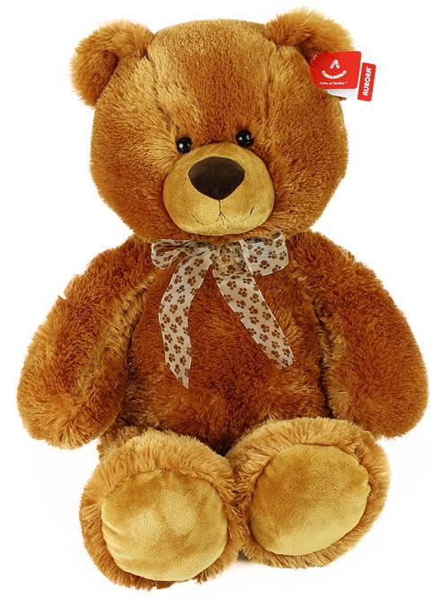 Plyšový medveď zlato-hnedý (70 cm)