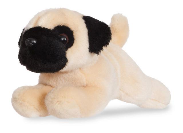 Plyšový mopslík - Luv To Cuddle (20 cm)