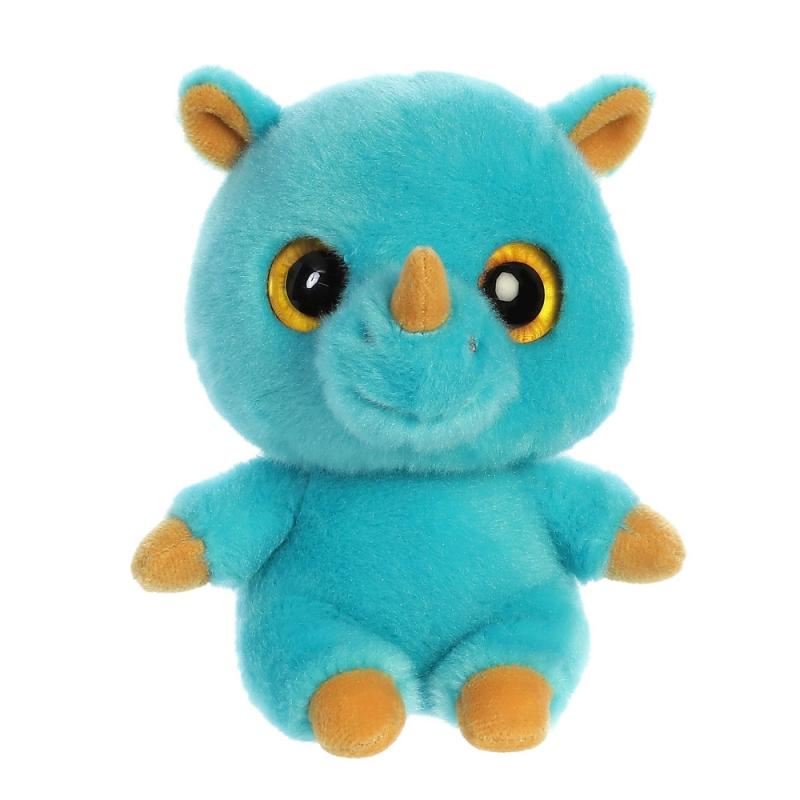 Plyšový nosorožec Rino Baby - YooHoo (12,5 cm)