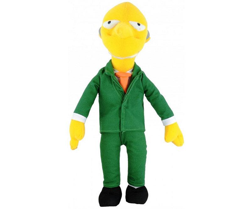 Plyšový pán Burns - The Simpson (37 cm)