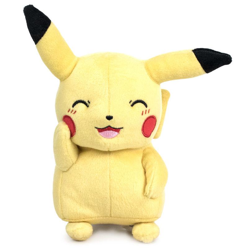 Plyšový Pikachu so zatvorenými očami - Pokémon (26 cm)