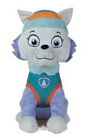 Plyšový psík Everest - Paw Patrol (61 cm)