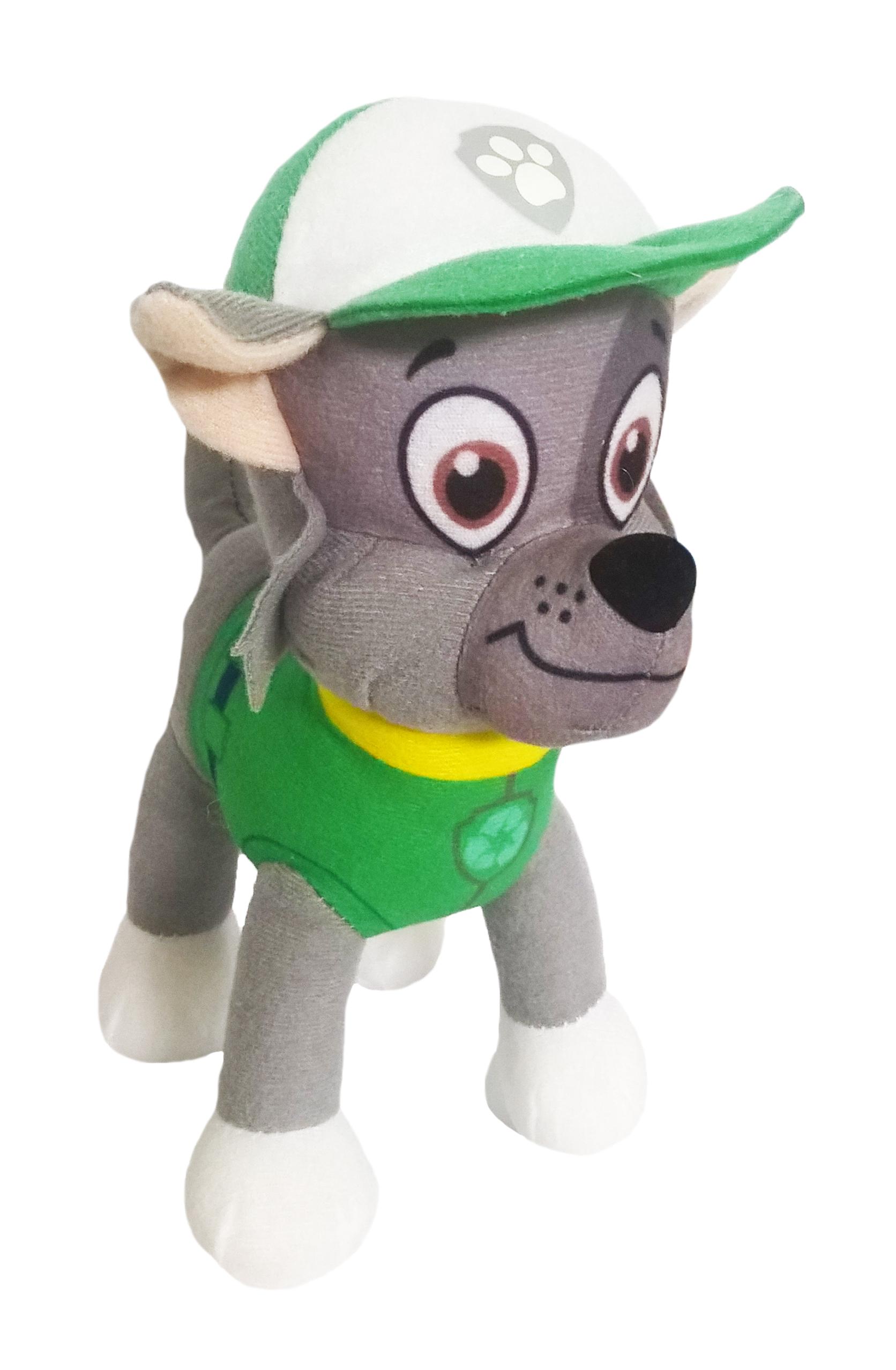 Plyšový psík Rocky - Paw Patrol (20 cm)