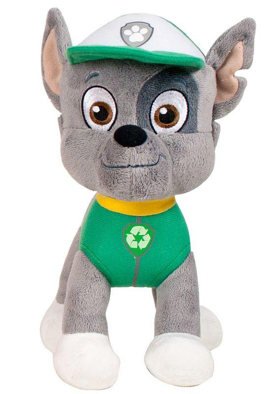 Plyšový psík Rocky - Paw Patrol (28 cm)