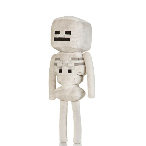 Plyšový Skeleton - Minecraft (30 cm)