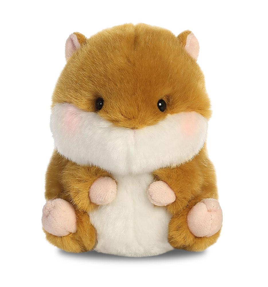 Plyšový škrečok - Rolly Pets (12,5 cm)