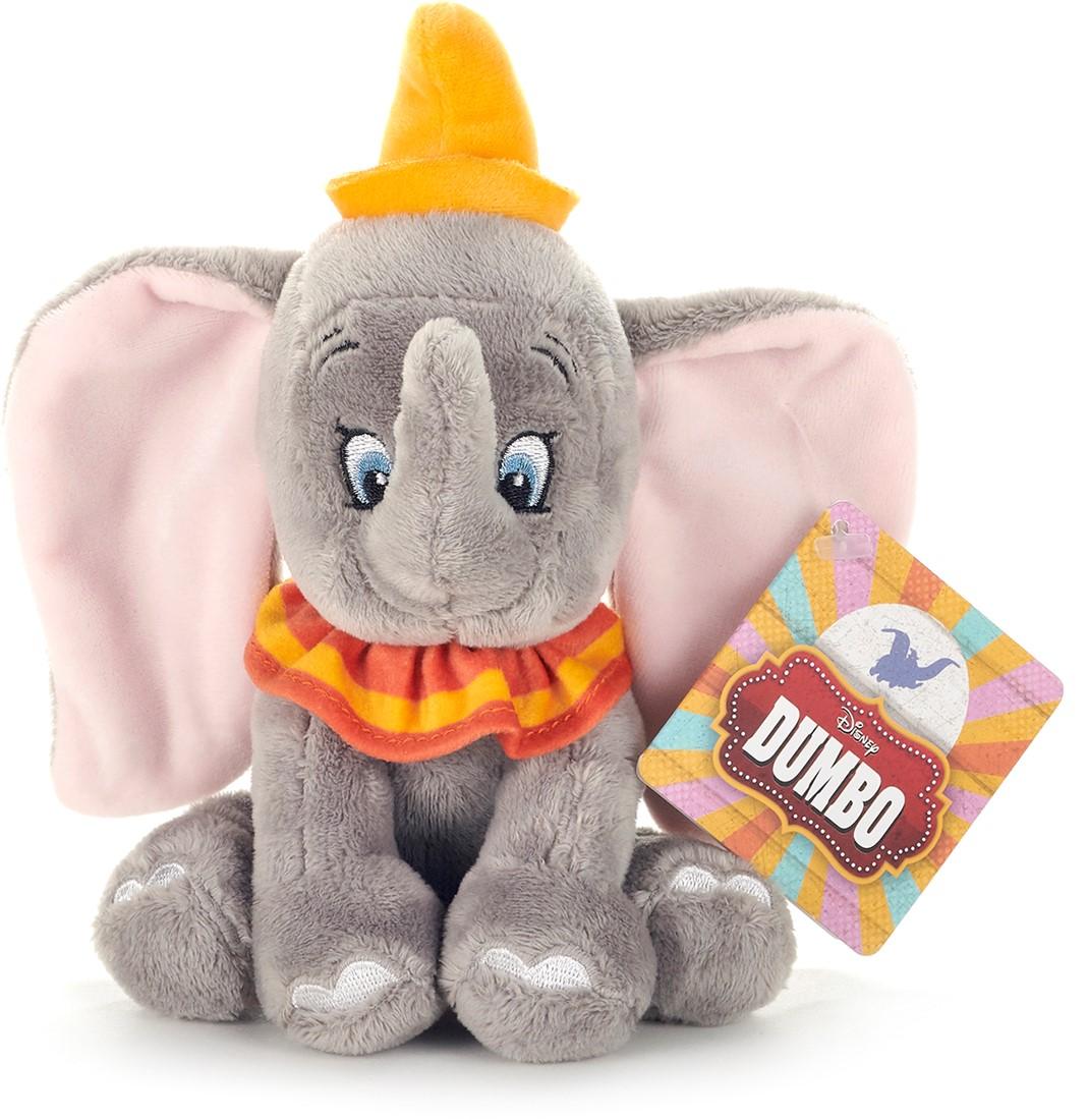 Plyšový sloník Dumbo (18 cm)