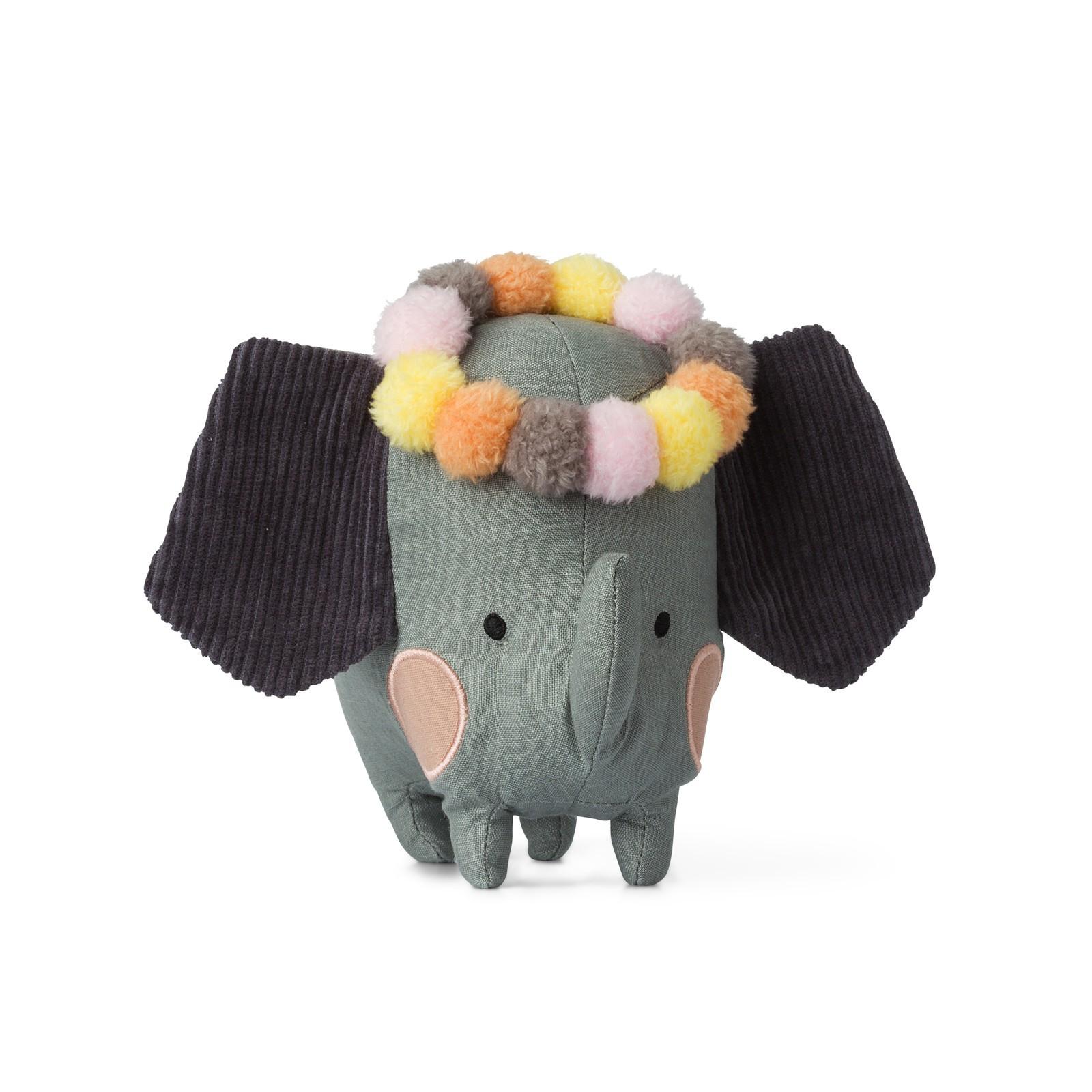 Plyšový sloník v krabičce - Picca Loulou (18 cm)