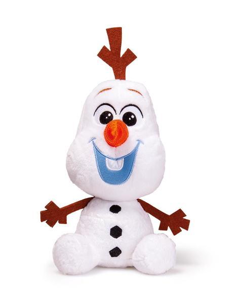 Plyšový snehuliak Olaf - Frozen 20 cm