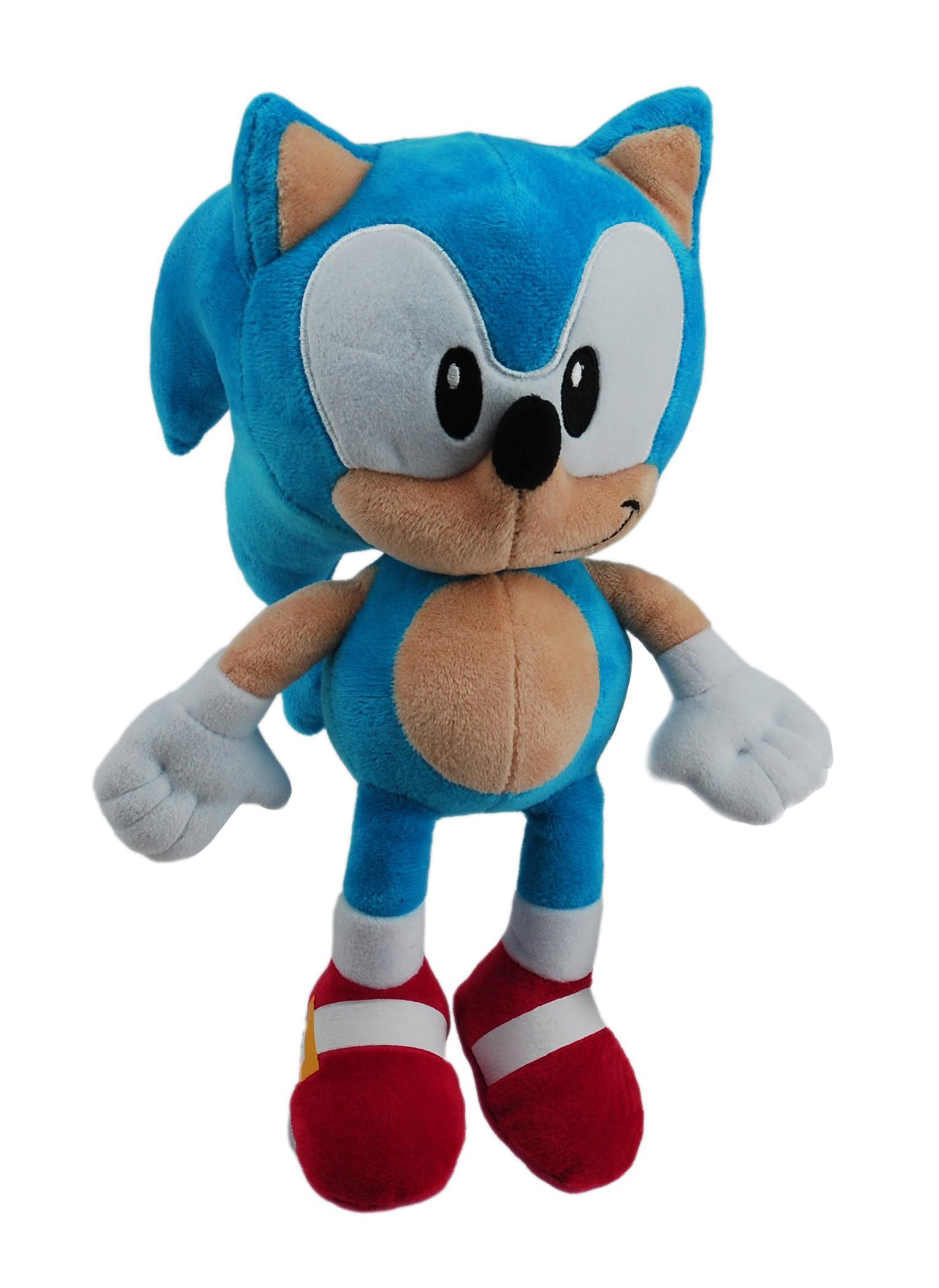 Plyšový Sonic - Sonic  the Hedgehog (28 cm)