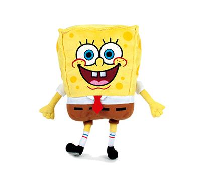 Plyšový SpongeBob Supersoft - 27 cm na výšku