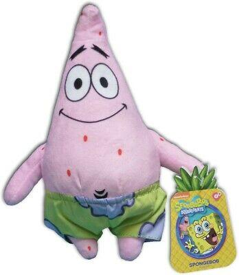 Plyšový SpongeBob - Patrick Star - Supersoft - 24 cm
