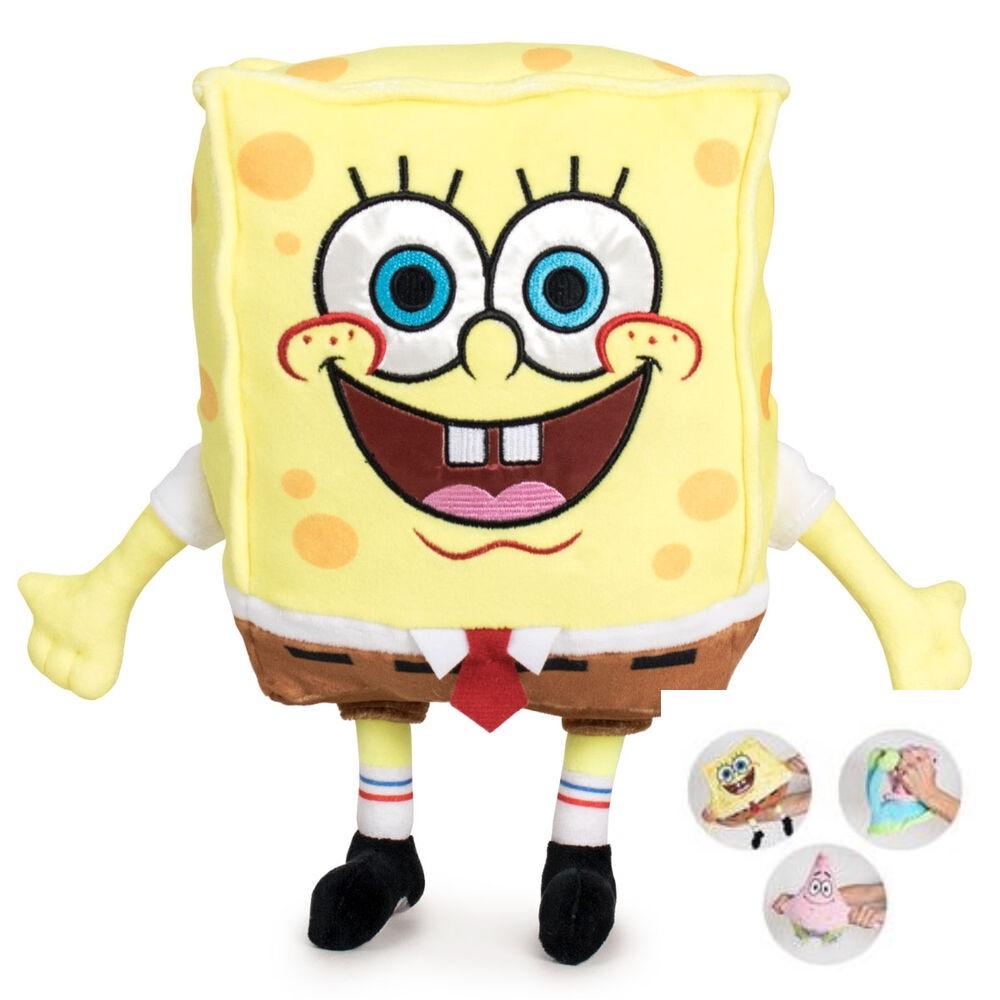 Plyšový SpongeBob - spandex - 55 cm