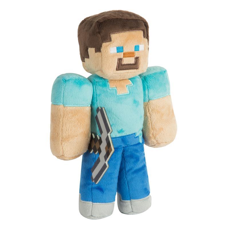 Plyšový Steve - Minecraft - 33 cm