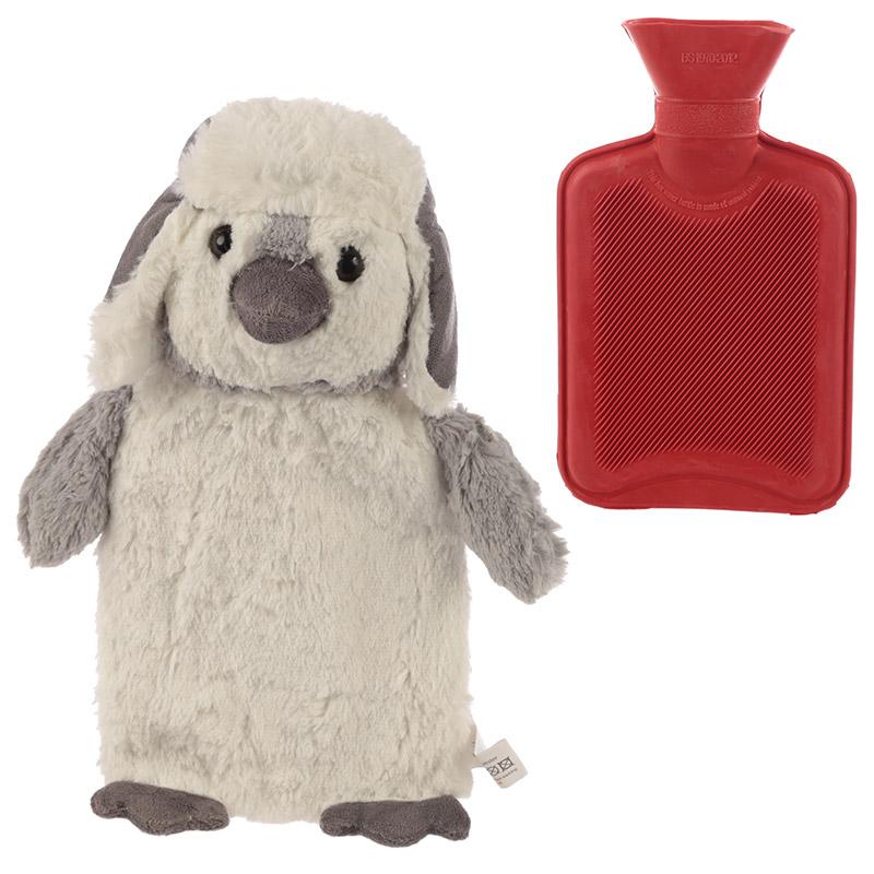 Plyšový termofor tučniačik (36 cm)