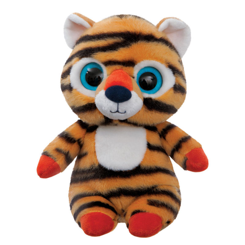 Plyšový tiger sibírsky - YooHoo - 23 cm