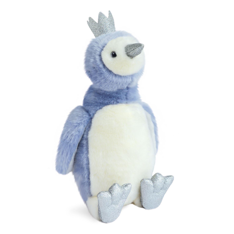 Plyšový tučňák Pigloo modrý - Histoire D´Ours (50 cm)