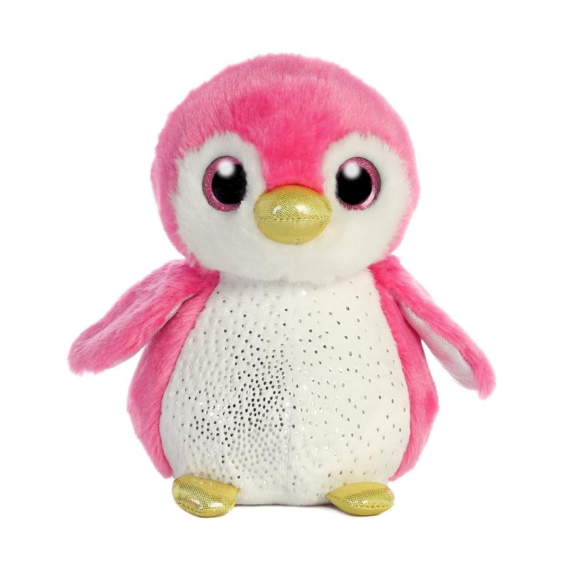 Plyšový tučniak Isla - Sparkle Tales (18 cm)