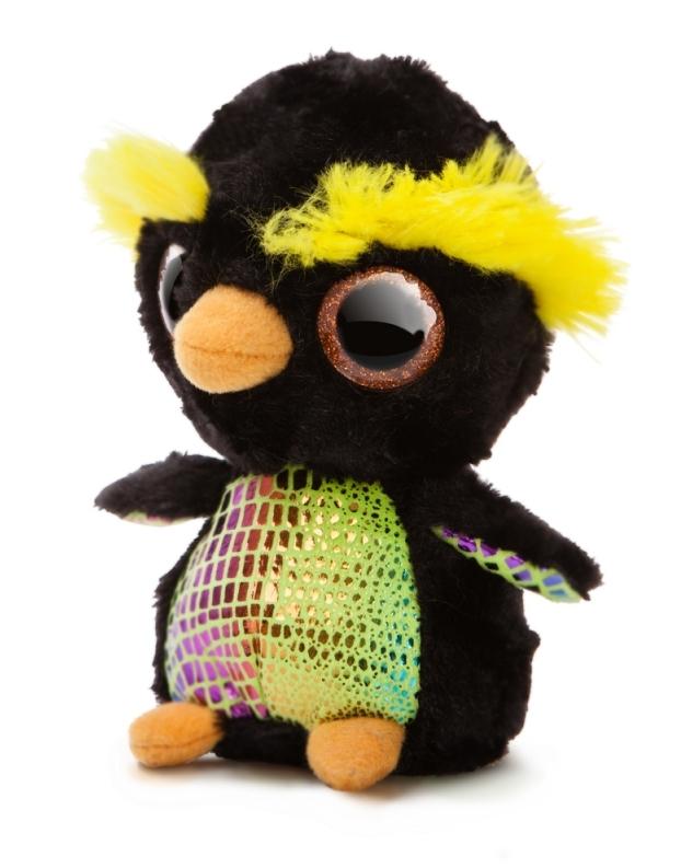 Plyšový tučniak Macaronee - YooHoo (12,5 cm)