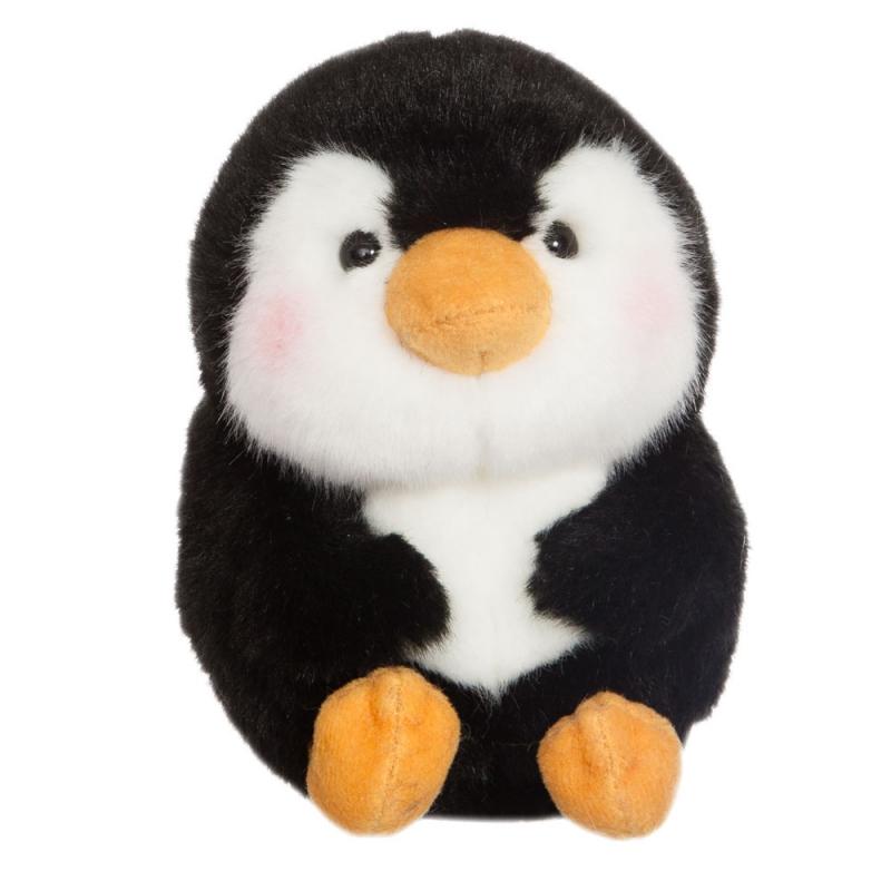 Plyšový tučniak - Rolly Pets (12,5 cm)