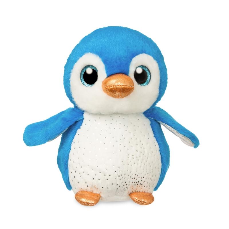 Plyšový tučňák Seaweed - Sparkle Tales (18 cm)