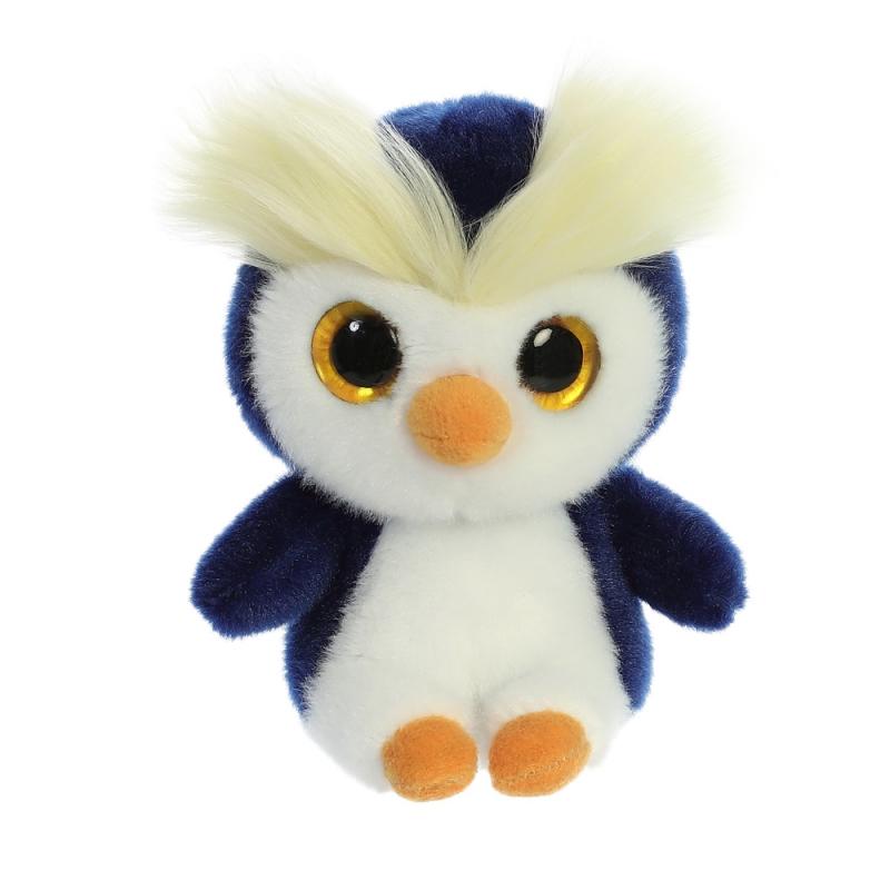 Plyšový tučňák Skipee Baby - YooHoo (12,5 cm)