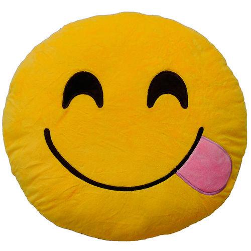 Plyšový polštářek Emoticon Smile (25 cm)